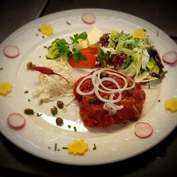 Beefsteak Tartar